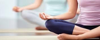 Pose en tailleur Yoga
